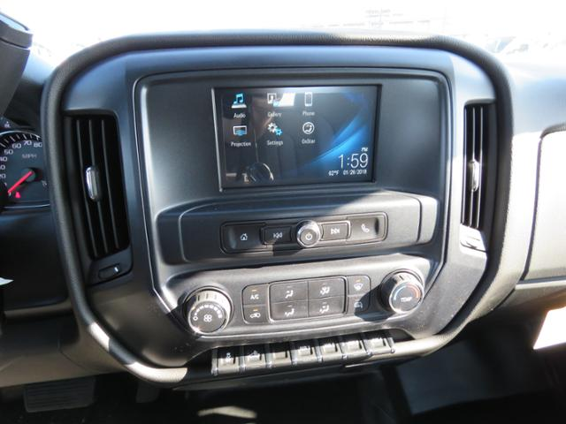2017 Silverado 3500 Crew Cab DRW 4x4, Service Body #FK1468 - photo 18