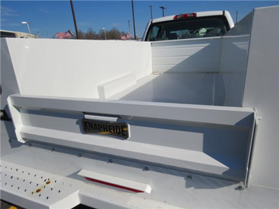 2017 Silverado 3500 Crew Cab DRW 4x4, Service Body #FK1468 - photo 5