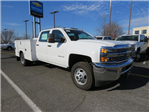 2017 Silverado 3500 Crew Cab DRW 4x4, Service Body #FK1468 - photo 1