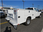 2017 Silverado 3500 Crew Cab DRW 4x4, Service Body #FK1468 - photo 2