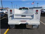 2017 Silverado 3500 Crew Cab DRW 4x4, Service Body #FK1468 - photo 6