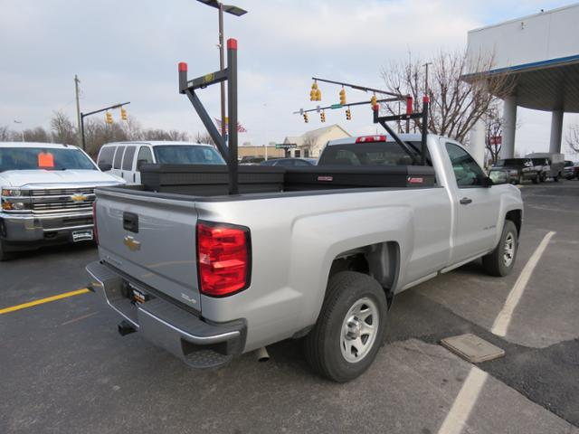 2017 Silverado 1500 Regular Cab 4x2,  Pickup #FK1472 - photo 2