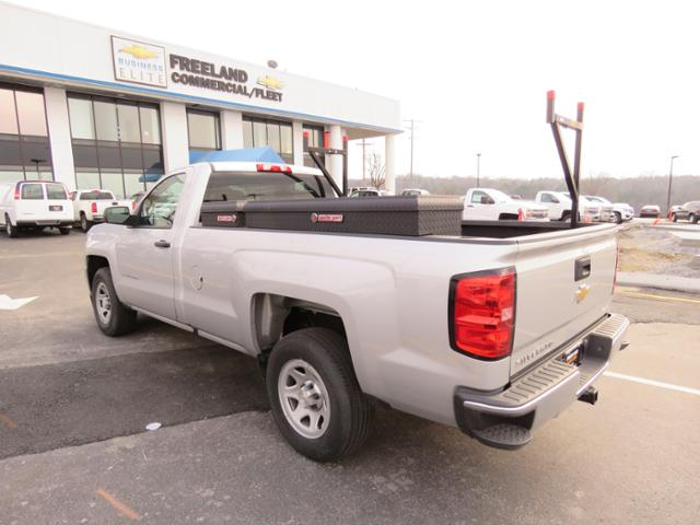 2017 Silverado 1500 Regular Cab 4x2,  Pickup #FK1472 - photo 7