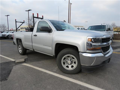2017 Silverado 1500 Regular Cab 4x2,  Pickup #FK1472 - photo 1