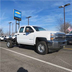 2017 Silverado 2500 Double Cab, Cab Chassis #FK1474 - photo 25