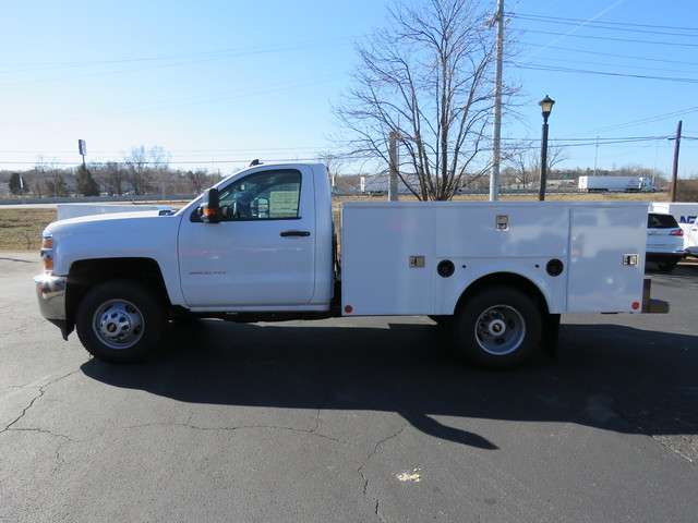 2017 Silverado 2500 Regular Cab 4x4,  Palfinger Service Body #FK1483 - photo 6