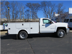 2017 Silverado 2500 Regular Cab 4x4,  Palfinger Service Body #FK1483 - photo 3