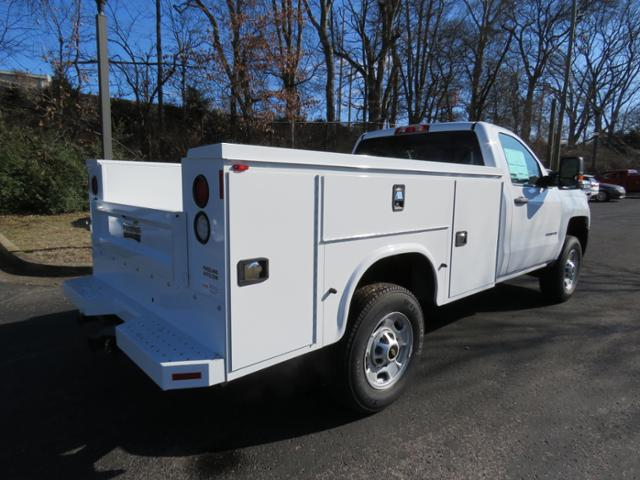 2017 Silverado 2500 Regular Cab 4x4, Reading SL Service Body #FK1484 - photo 2