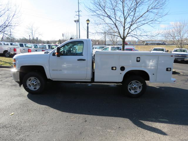 2017 Silverado 2500 Regular Cab 4x4, Reading SL Service Body #FK1484 - photo 6