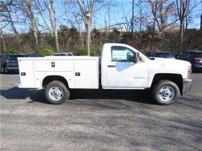 2017 Silverado 2500 Regular Cab 4x4, Reading SL Service Body #FK1484 - photo 3