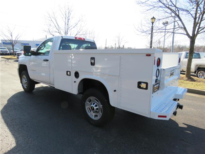 2017 Silverado 2500 Regular Cab 4x4, Reading SL Service Body #FK1484 - photo 5