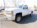2017 Silverado 2500 Regular Cab 4x4, Reading SL Service Body #FK1484 - photo 7