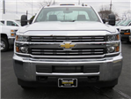 2017 Silverado 3500 Regular Cab DRW 4x4,  Palfinger Service Body #FK1525 - photo 8