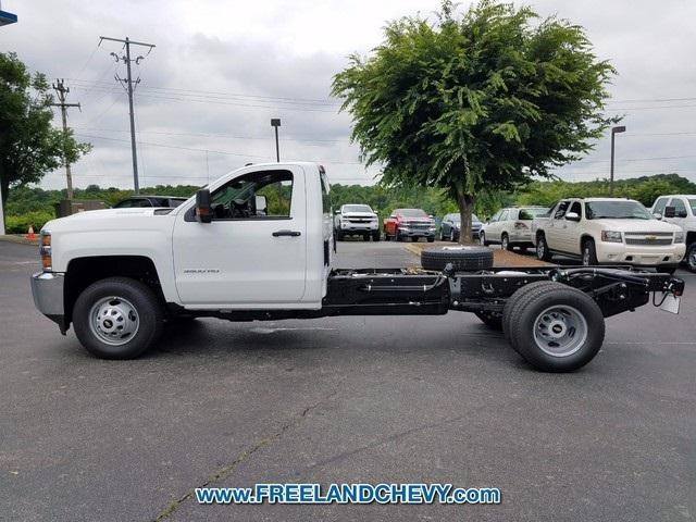 2017 Silverado 3500 Regular Cab DRW, Cab Chassis #FK1526 - photo 2