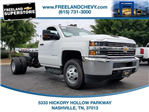 2017 Silverado 3500 Regular Cab DRW, Cab Chassis #FK1526 - photo 1