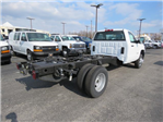 2017 Silverado 3500 Regular Cab DRW 4x4,  Cab Chassis #FK1556 - photo 2