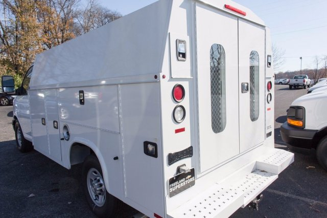 2017 Express 3500 Service Utility Van #FK1576 - photo 2