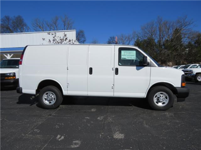 2017 Express 2500, Cargo Van #FK1590 - photo 3
