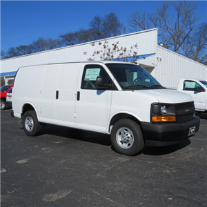 2017 Express 2500, Cargo Van #FK1595 - photo 22