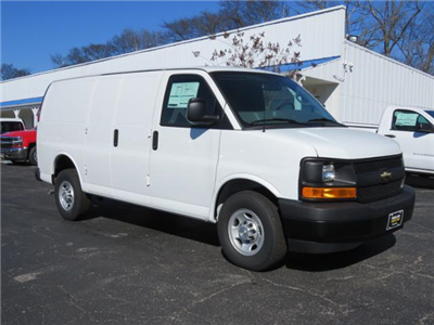 2017 Express 2500, Cargo Van #FK1603 - photo 1