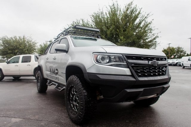 2017 Colorado Crew Cab 4x4 Pickup #FK1625 - photo 3
