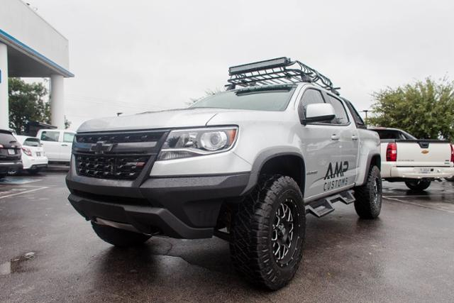 2017 Colorado Crew Cab 4x4, Pickup #FK1625 - photo 3