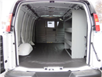 2017 Express 2500,  Adrian Steel Upfitted Cargo Van #FK1662 - photo 1