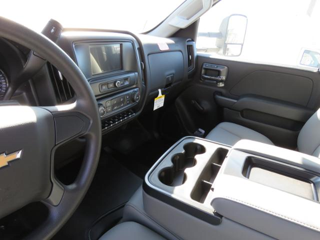 2017 Silverado 3500 Regular Cab DRW 4x4, Platform Body #FK1674 - photo 9