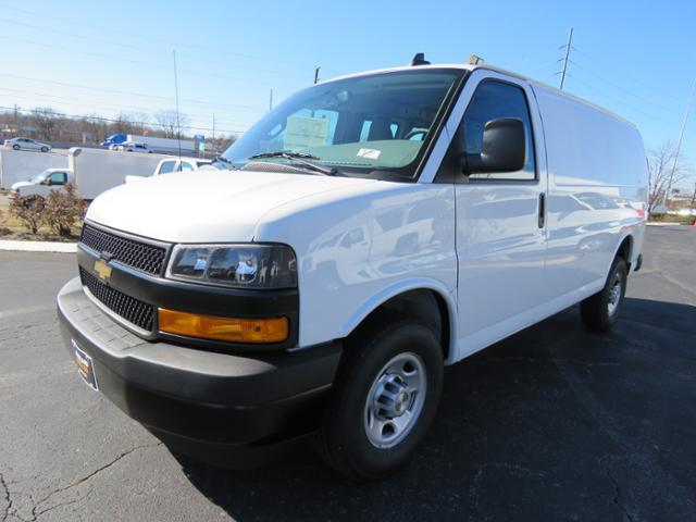 2017 Express 2500, Cargo Van #FK1677 - photo 8
