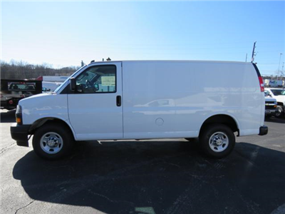 2017 Express 2500, Cargo Van #FK1677 - photo 7