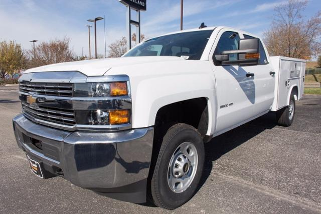 2017 Silverado 2500 Crew Cab, Service Body #FK1694 - photo 3