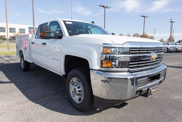 2017 Silverado 2500 Crew Cab, Service Body #FK1694 - photo 1