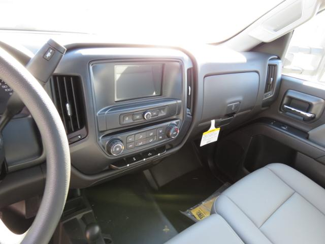 2017 Silverado 3500 Regular Cab DRW 4x4, Reading Platform Body #FK1726 - photo 17