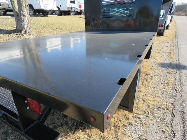 2017 Silverado 3500 Regular Cab DRW 4x4,  Reading Platform Body #FK1726 - photo 4