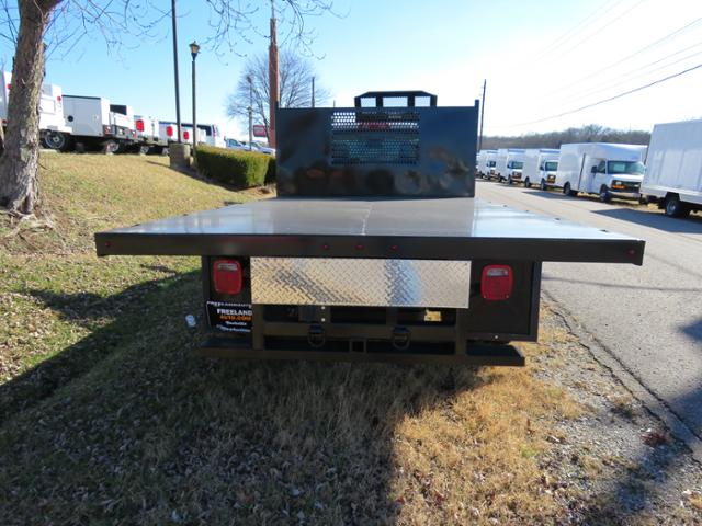 2017 Silverado 3500 Regular Cab DRW 4x4,  Reading Platform Body #FK1726 - photo 5