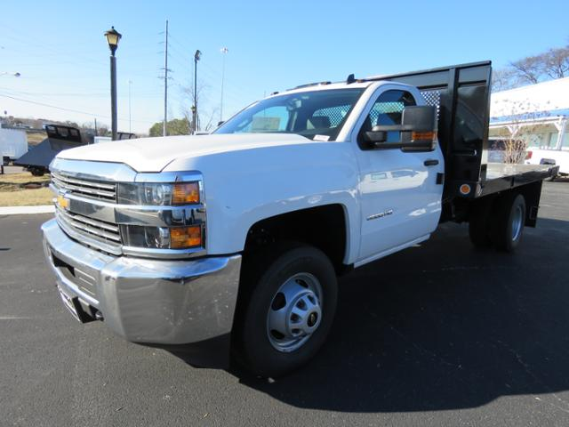 2017 Silverado 3500 Regular Cab DRW, Omaha Standard PALFINGER Platform Body #FK1730 - photo 7