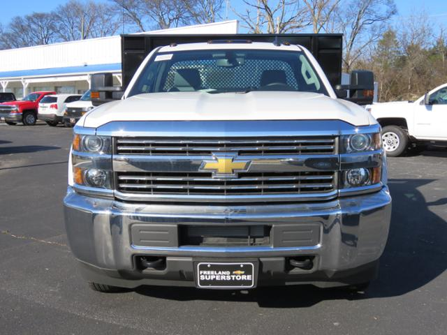 2017 Silverado 3500 Regular Cab DRW, Omaha Standard PALFINGER Platform Body #FK1730 - photo 8