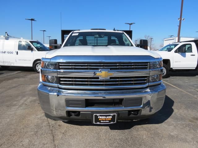 2017 Silverado 3500 Regular Cab DRW, Omaha Standard PALFINGER Platform Body #FK1732 - photo 7
