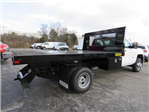 2017 Silverado 3500 Regular Cab DRW 4x4,  Palfinger Platform Body #FK1765 - photo 1