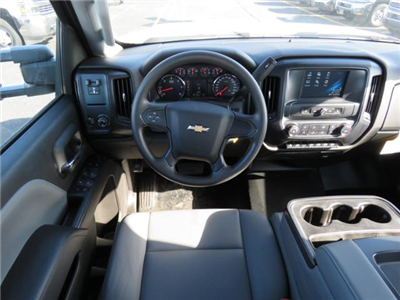2017 Silverado 3500 Crew Cab DRW 4x4, Reading Classic II Steel Service Body #FK1784 - photo 16