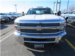 2017 Silverado 3500 Crew Cab DRW 4x4, Reading Classic II Steel Service Body #FK1784 - photo 9