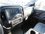 2017 Silverado 3500 Crew Cab DRW 4x4, Reading Classic II Steel Service Body #FK1784 - photo 28
