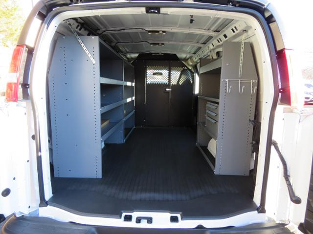 2017 Express 2500,  Masterack Upfitted Cargo Van #FK1794 - photo 2