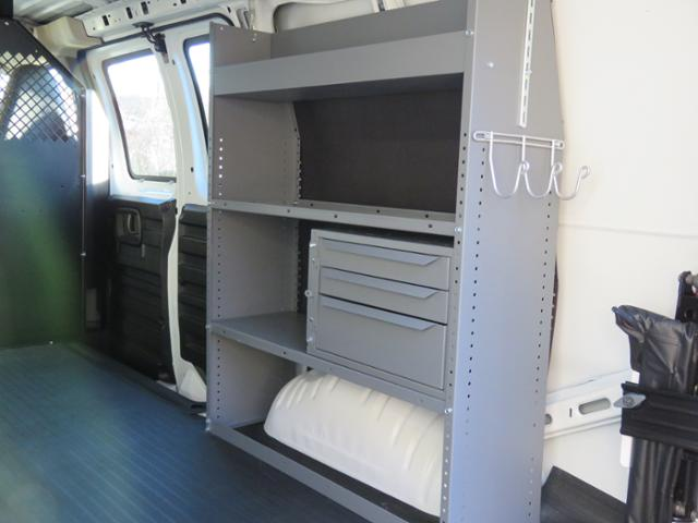 2017 Express 2500,  Masterack Upfitted Cargo Van #FK1794 - photo 12