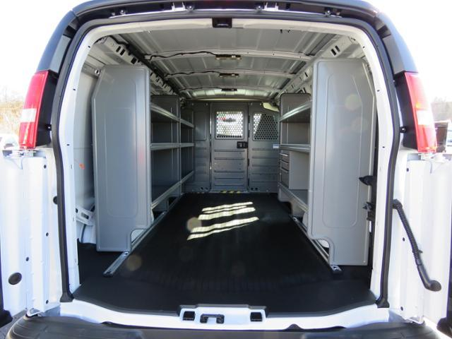 2017 Express 2500,  Upfitted Cargo Van #FK1810 - photo 2