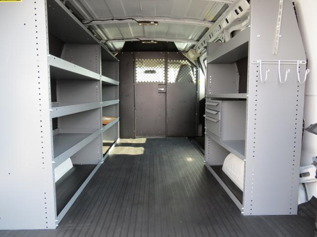 2017 Express 2500,  Masterack Upfitted Cargo Van #FK1813 - photo 2