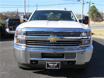 2017 Silverado 2500 Double Cab 4x2,  Pickup #FK1828 - photo 8