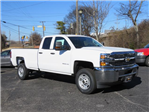 2017 Silverado 2500 Double Cab 4x2,  Pickup #FK1828 - photo 1