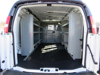 2017 Express 2500,  Adrian Steel Upfitted Cargo Van #FK1863 - photo 2