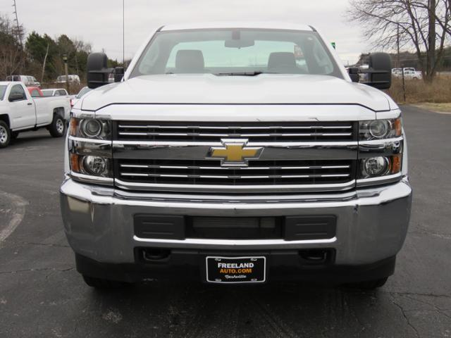 2017 Silverado 2500 Regular Cab 4x4,  Service Body #FK1886 - photo 8
